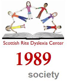 Scottish Rite Dyslexia Center 1989 Society